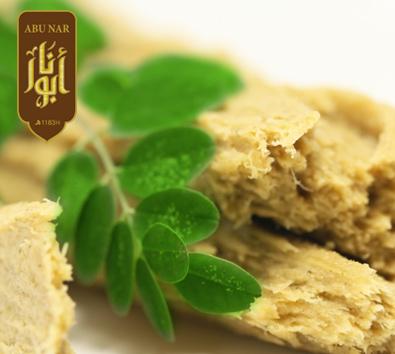 حلاوة المورينقا حلويات حسين صدقة أبو نار